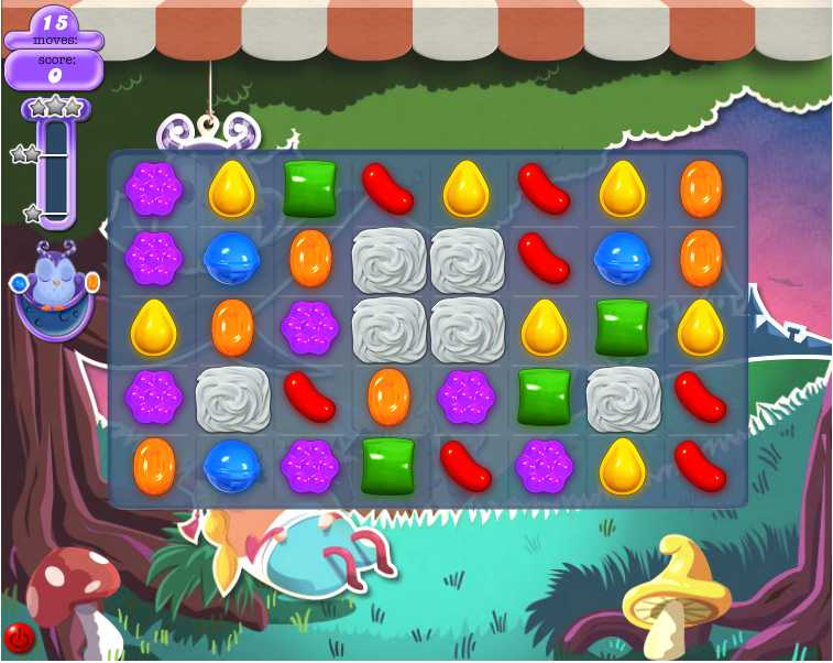 How To Beat Candy Crush Dreamworld Level 1