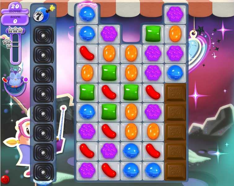 How To Beat Candy Crush Dreamworld Level 103