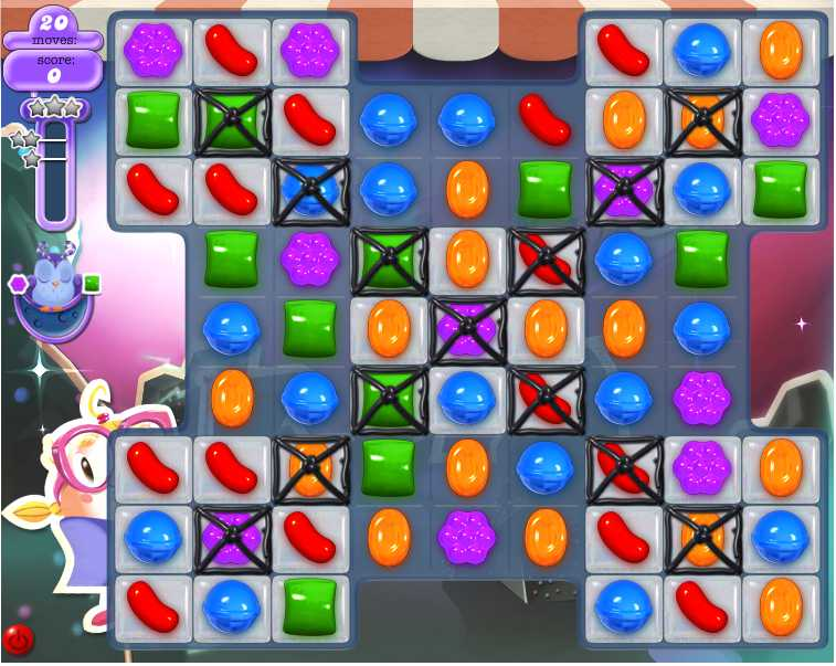 How To Beat Candy Crush Dreamworld Level 108