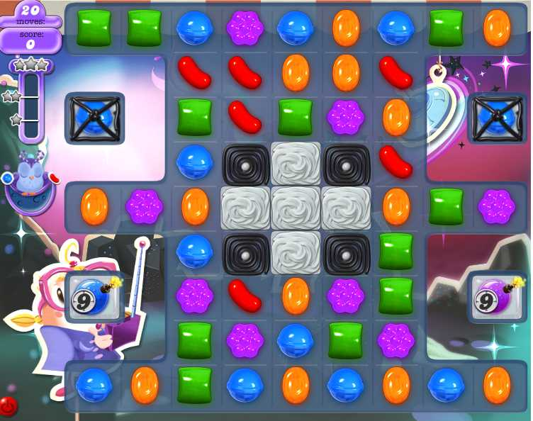 How To Beat Candy Crush Dreamworld Level 109