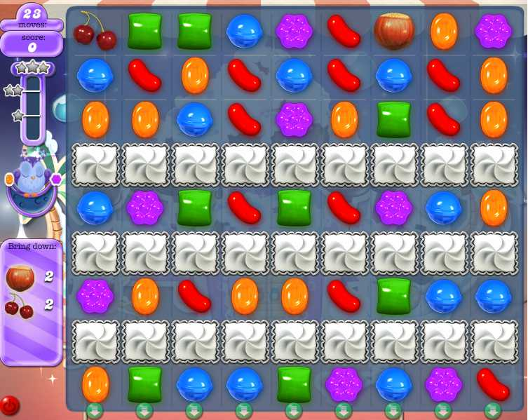 How To Beat Candy Crush Dreamworld Level 112