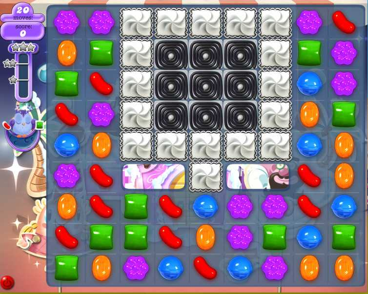 How To Beat Candy Crush Dreamworld Level 115