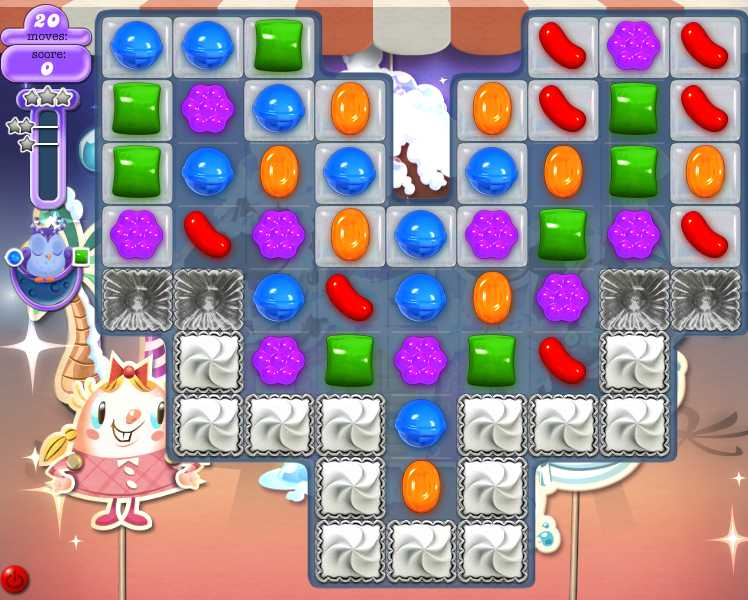 How To Beat Candy Crush Dreamworld Level 116