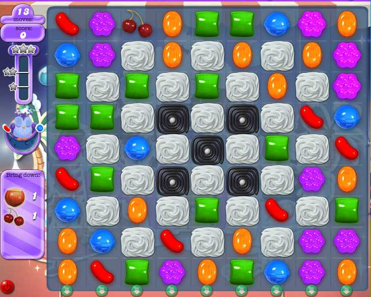 How To Beat Candy Crush Dreamworld Level 119