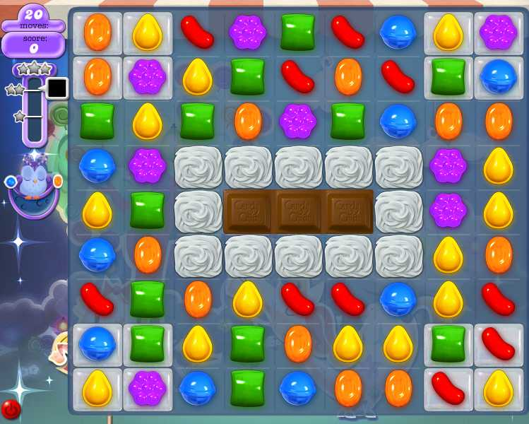 How To Beat Candy Crush Dreamworld Level 58