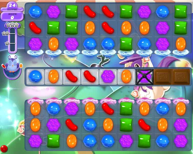 How To Beat Candy Crush Dreamworld Level 77