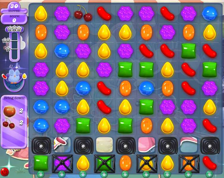 How To Beat Candy Crush Dreamworld Level 92