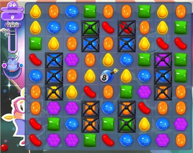 How To Beat Candy Crush Dreamworld Level 98