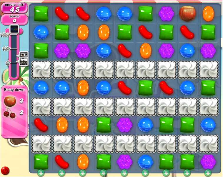 How To Beat Candy Crush Level 112