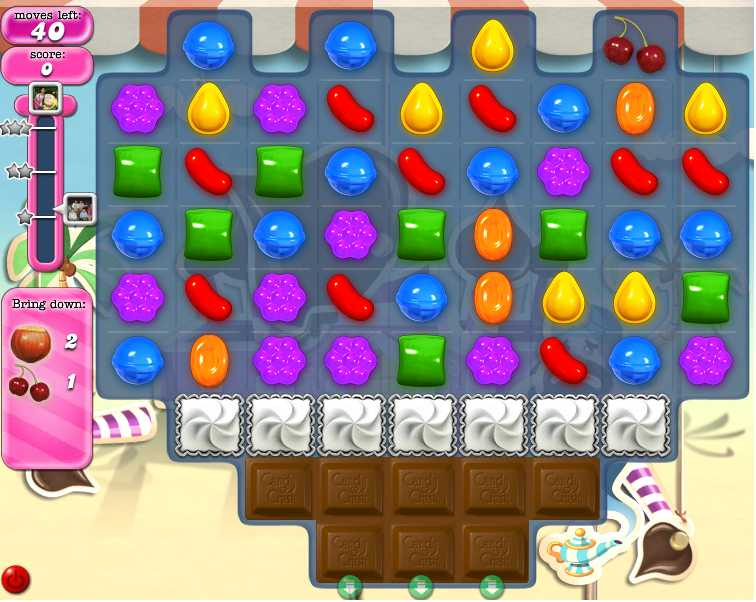 How To Beat Candy Crush Level 117