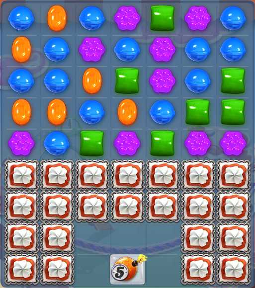 How To Beat Candy Crush Level 172