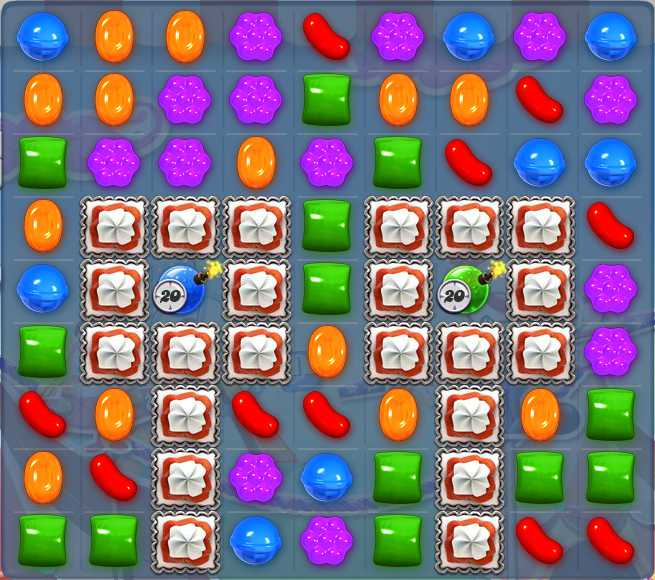 How To Beat Candy Crush Level 173