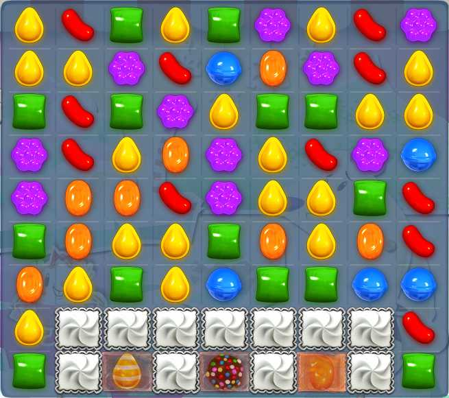 How To Beat Candy Crush Level 254