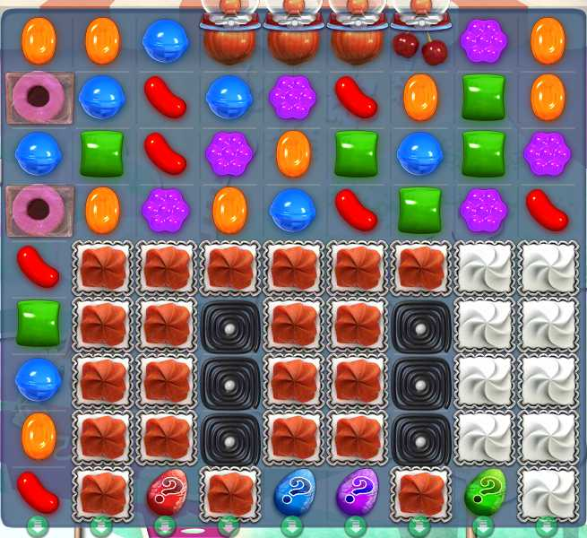 How To Beat Candy Crush Level 255