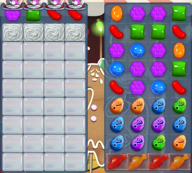 How To Beat Candy Crush Level 262