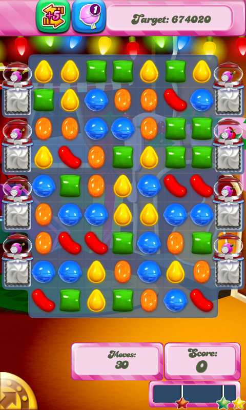 Candy Crush Level