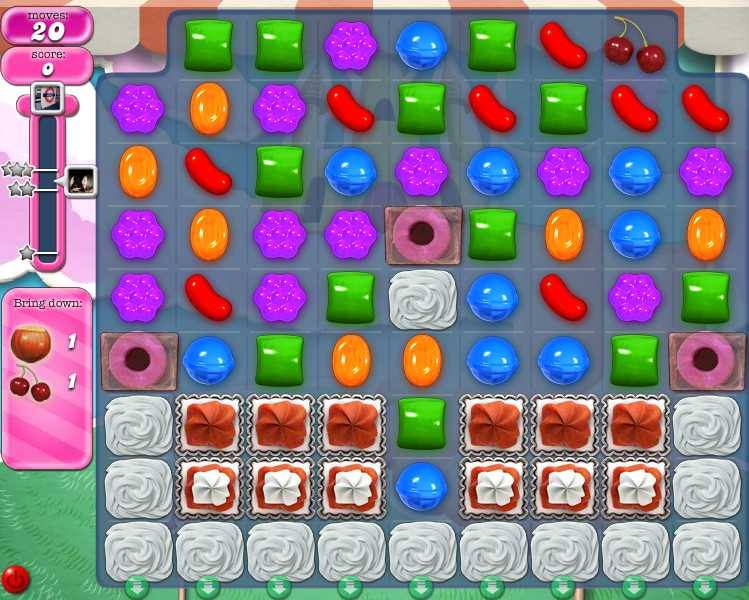 Candy Crush Level 278