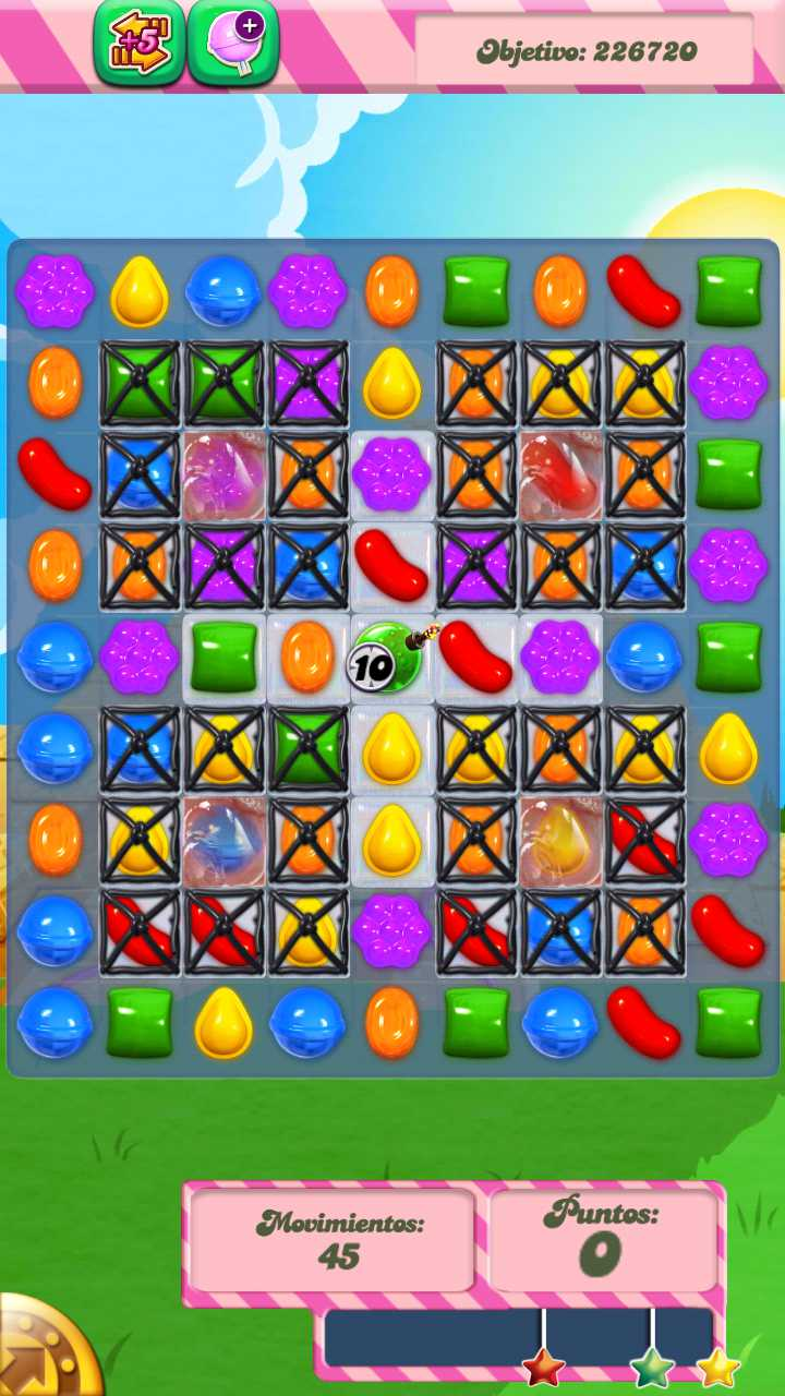 How To Beat Candy Crush Level 329