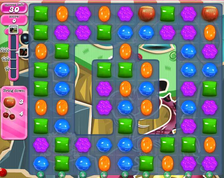 How To Beat Candy Crush Level 34