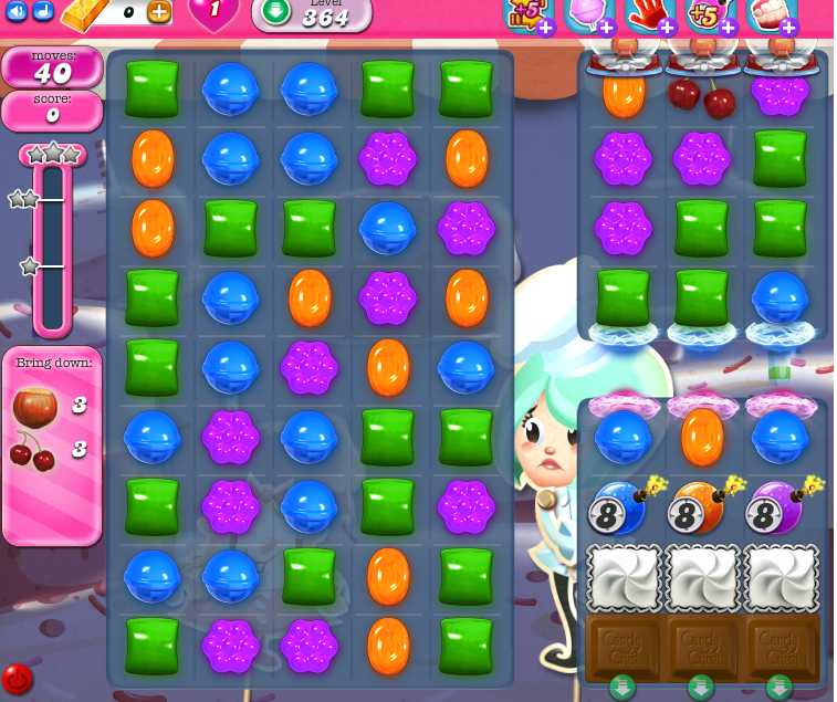 Candy Crush 364