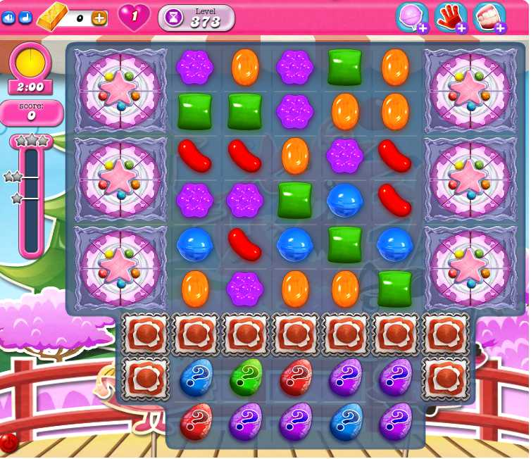 How To Beat Candy Crush Level 373
