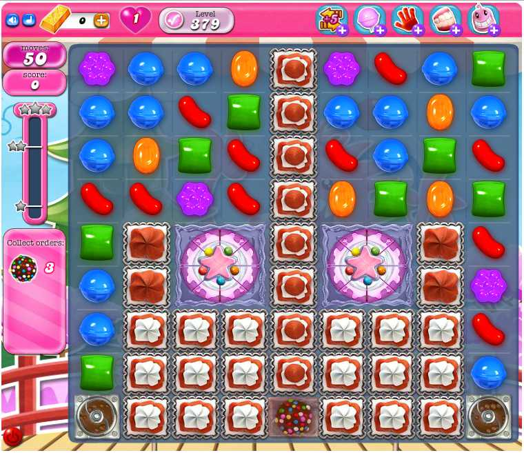How To Beat Candy Crush Level 379