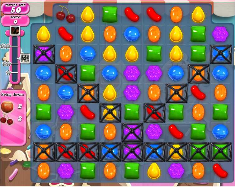 How To Beat Candy Crush Level 42