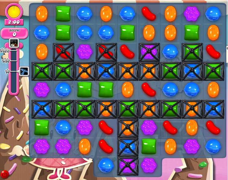 How To Beat Candy Crush Level 43
