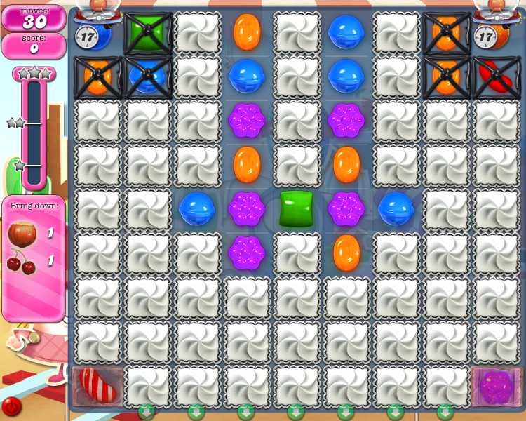 How To Beat Candy Crush Level 445