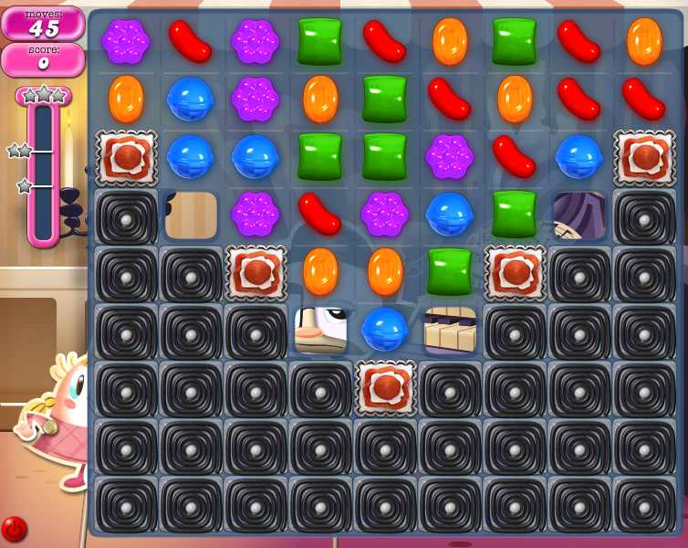 level 516 episode sour salon difficulty easy type jelly level blockers