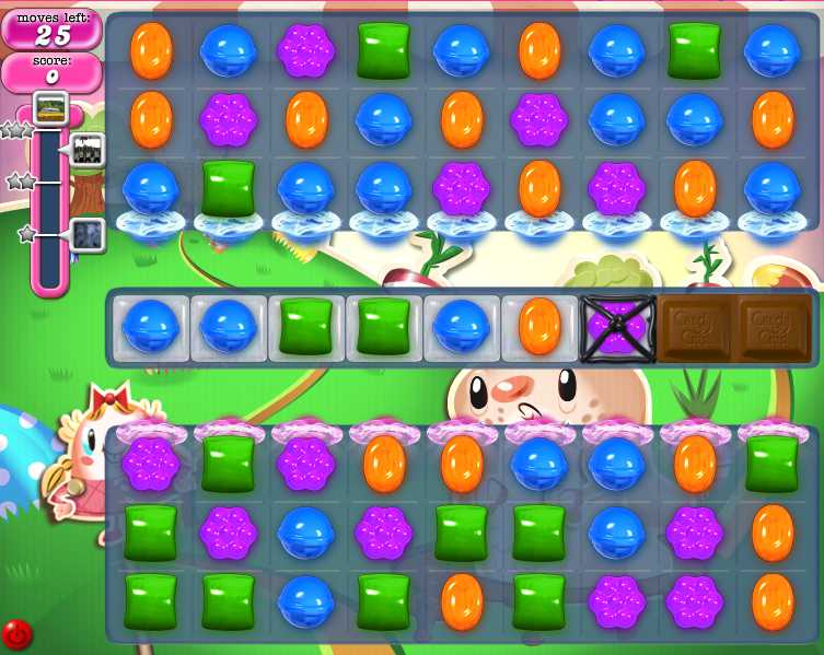 How To Beat Candy Crush Level 77