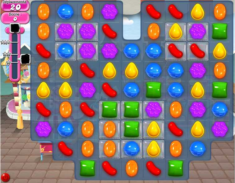 Candy Crush Level 8